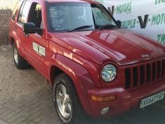 2003 Jeep Cherokee 2.5 Crd Limited  Gauteng