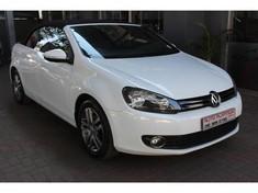 2012 Volkswagen Golf Vi 1.4 Tsi Cabrio C/line  Gauteng