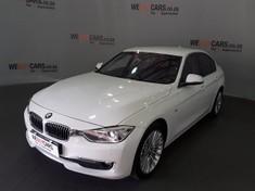2013 BMW 3 Series 320d Luxury Line A/t (f30)  Gauteng