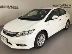 2012 Honda Civic 1.8 Executive A/t  Eastern Cape