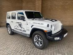 2019 Jeep Wrangler Unlimited 3.6l V6 A/t  Gauteng