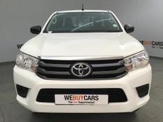 2016 Toyota Hilux 2.4 GD-6 RB SRX Single Cab Bakkie Gauteng Johannesburg_3