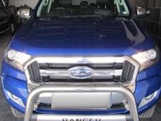 2016 Ford Ranger 3.2TDCi XLT 4X4 Double Cab Bakkie Western Cape