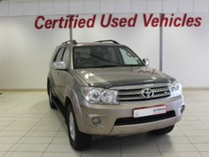 2010 Toyota Fortuner 4.0 V6 A/t 4x4  Western Cape