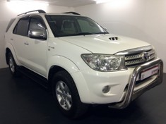 2010 Toyota Fortuner 3.0d-4d R/b A/t  Limpopo