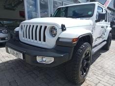 2020 Jeep Wrangler UNLTD Sahara 3.6 V6 (Leather Interior) DEMO  Mpumalanga