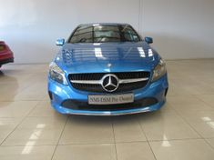 2016 Mercedes-Benz A-Class A 200d Urban Auto Mpumalanga Nelspruit_3