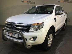 2015 Ford Ranger 3.2TDCi XLT 4X4 Auto Double Cab Bakkie Western Cape