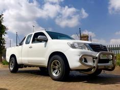 2011 Toyota Hilux 2.5 D-4d Srx Xtra Cab P/u S/c  Gauteng
