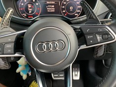 2016 Audi TT 2.0 TFSI Coupe S Tronic Western Cape Goodwood_2