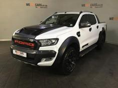 2016 Ford Ranger 3.2TDCi WILDTRAK 4X2 Double Cab Bakkie Western Cape