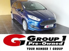 2017 Ford Fiesta 1.0 Ecoboost Titanium Powershift 5-Door Western Cape