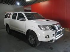 2015 Toyota Hilux 2.5 D-4D SRX R/B LEGEND 45 Double Cab Bakkie Gauteng