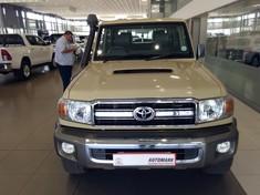 2013 Toyota Land Cruiser 70 4.5D Double cab Bakkie Limpopo Mokopane_1