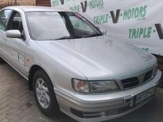 1998 Nissan Maxima Qx 300 Se A/t  Gauteng