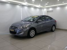 2016 Hyundai Accent 1.6 Gls A/t  Kwazulu Natal