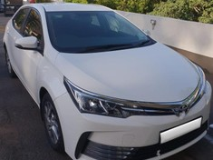 2018 Toyota Corolla 1.6 Prestige CVT Western Cape