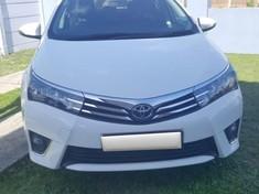 2015 Toyota Corolla 1.6 Sprinter Western Cape