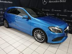2016 Mercedes-Benz A-Class A 200 Style Auto Western Cape