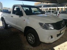 Toyota Hilux 2 5 D-4D for Sale (Used) - Cars co za