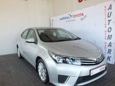2016 Toyota Corolla 1.4D Prestige Western Cape