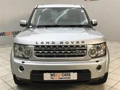 2011 Land Rover Discovery 4 5.0 V8 Hse  Gauteng Centurion_3