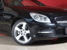 2013 Mercedes-Benz SLK-Class 200 Auto North West Province Klerksdorp_1