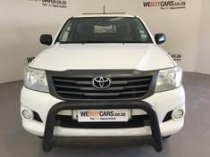 2014 Toyota Hilux 2.5 D-4d Srx 4x4 Pu Sc  Eastern Cape Port Elizabeth_3
