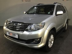 2013 Toyota Fortuner 4.0 V6 A/t 4x4  Western Cape