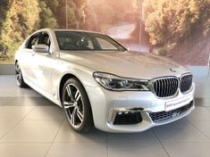 2019 BMW 7 Series 740i M Sport Gauteng Pretoria_1