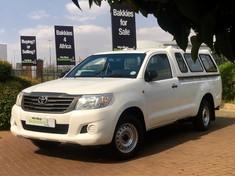 2012 Toyota Hilux 2.0 Vvti P/u S/c  Gauteng