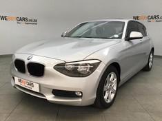 2014 BMW 1 Series 116i Sport Line 5dr A/t (f20)  Gauteng
