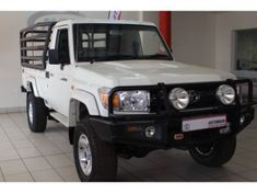 2015 Toyota Land Cruiser 79 4.2d Pu Sc  Mpumalanga Barberton_0