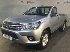 2016 Toyota Hilux 2.8 GD-6 RB Raider Single Cab Bakkie Western Cape