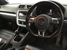 2014 Volkswagen Scirocco 1.4 Tsi Highline  Gauteng Johannesburg_2