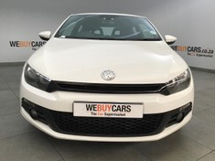 2014 Volkswagen Scirocco 1.4 Tsi Highline  Gauteng Johannesburg_3