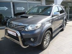 Toyota Fortuner for Sale (Used) - Cars co za