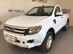 2015 Ford Ranger 2.2tdci Xls 4x4 P/u S/c  Eastern Cape