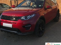 2016 Land Rover Discovery Sport 2.2 SD4 SE Western Cape
