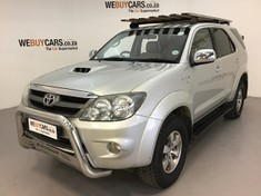 2008 Toyota Fortuner 3.0d-4d 4x4  Eastern Cape