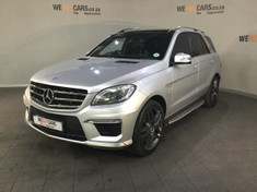 2014 Mercedes-Benz M-Class Ml 63 Amg  Western Cape