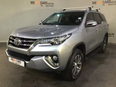 2016 Toyota Fortuner 2.8GD-6 4X4 Auto Western Cape