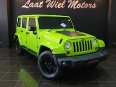 2014 Jeep Wrangler Unlimited 3.6l V6 A/t  Mpumalanga