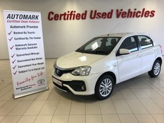 2018 Toyota Etios 1.5 Xs 5dr  Western Cape Kuils River_2