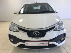 2018 Toyota Etios 1.5 Xs 5dr  Western Cape Kuils River_4