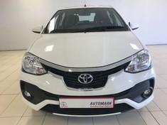 2018 Toyota Etios 1.5 Xs  Western Cape Kuils River_4