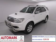 2011 Toyota Fortuner 3.0d-4d Rb At  Gauteng Pretoria_0