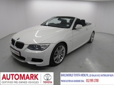2014 BMW 3 Series 330i Convert Sport At e93  Gauteng Pretoria_0