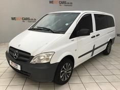 2011 Mercedes-Benz Vito 113 Cdi Function  Gauteng Centurion_0