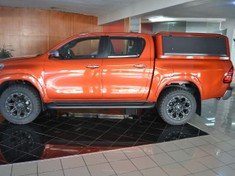 2019 Toyota Hilux 4.0 V6 Raider 4X4 Auto Double Cab Bakkie Western Cape Kuils River_1